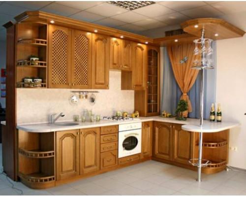 Кухня классическая-04