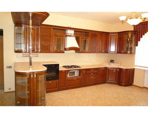 Кухня классическая-06