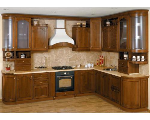 Кухня классическая-07