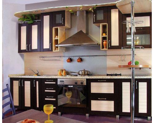 Кухня классическая-08