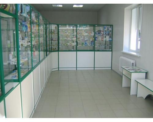 Мебель для аптек-11