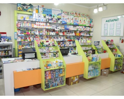 Мебель для аптек-20
